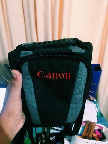 Bolsa para câmera Canon