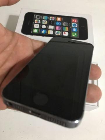 Iphone 5s 16Gb - Cinza Espacial