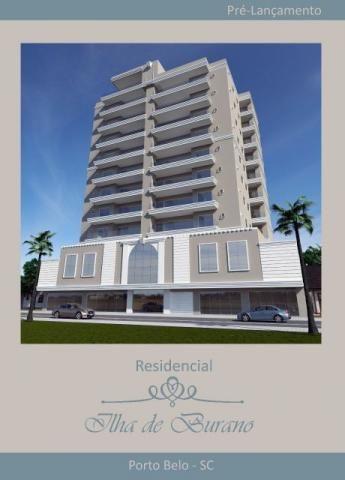 Apartamentos alto padrão, 01 a 03 suítes, 02 vagas de garagem - Perequê P. Belo SC