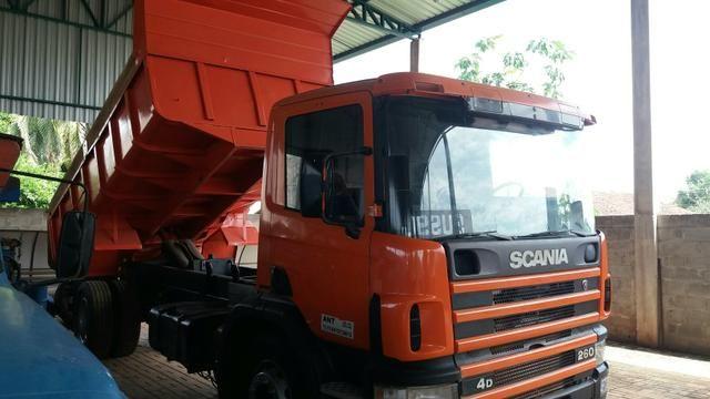 Scania p94 DB260