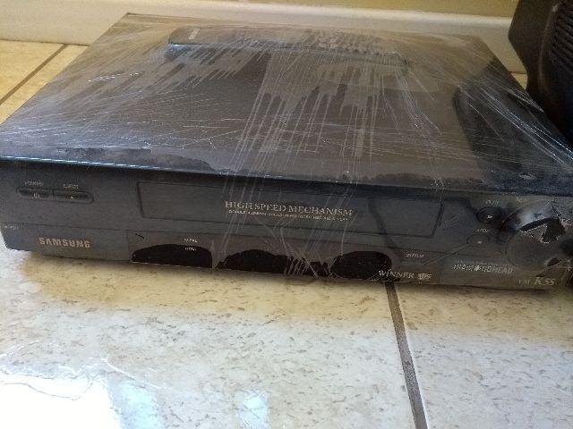 TV e video Cassete 7 cabeças