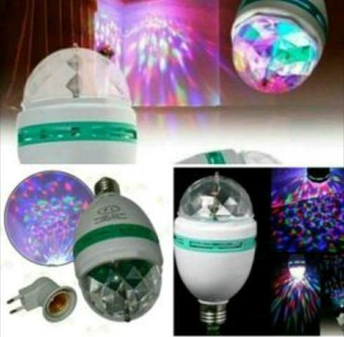 Lâmpada globo de luz para festa
