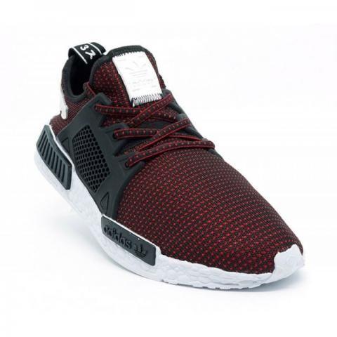 Tênis Adidas nmd xr1 primeknit bordô 38 ao 42