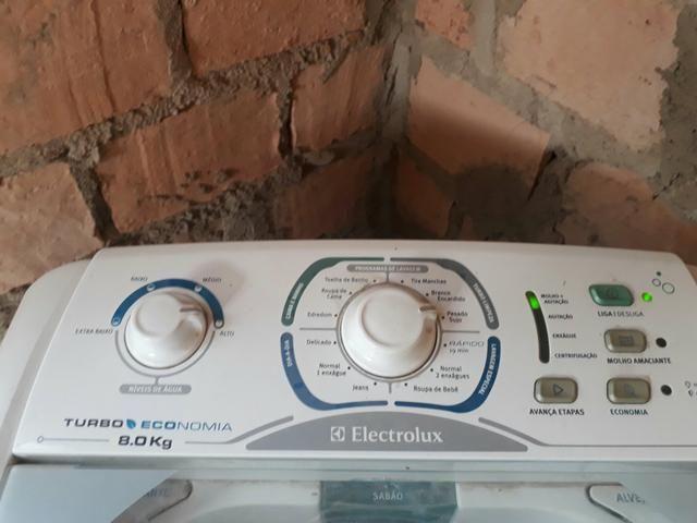 Vende-se uma maquina de lavar Electrolux 8kg