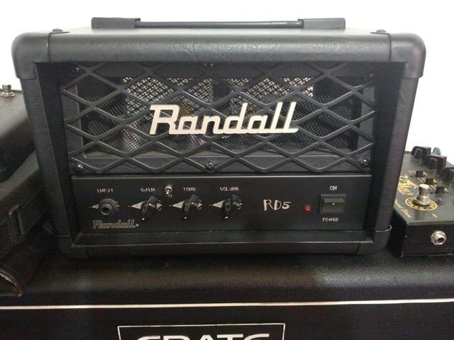 Cabeçote Randall RD5