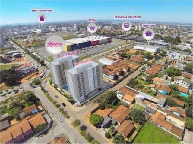 Apartamento à venda com 2 dormitórios em Vila rosa, Goiânia cod:AL1122 - Foto 3