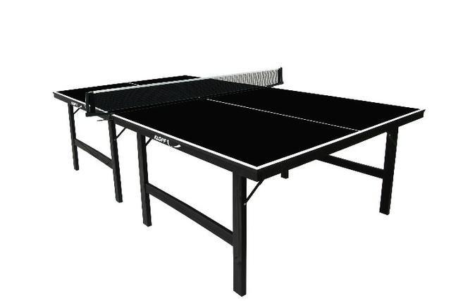 32de972fb Mesa De Tênis De Mesa   Ping Pong 15mm Black Klopf 1010 - Esportes e ...