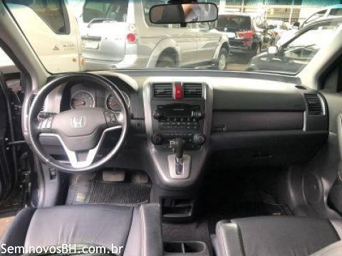 Honda CR-V 2.0 16V EX-L 4x4 2009 Preta - Foto 5