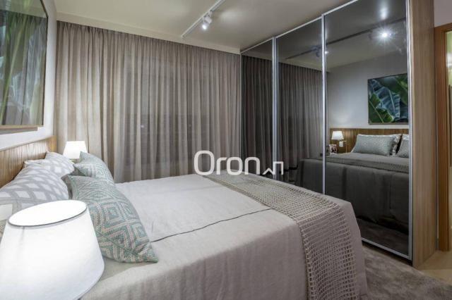 Apartamento com 3 dormitórios à venda, 84 m² por R$ 524.000,00 - Setor Oeste - Goiânia/GO - Foto 13