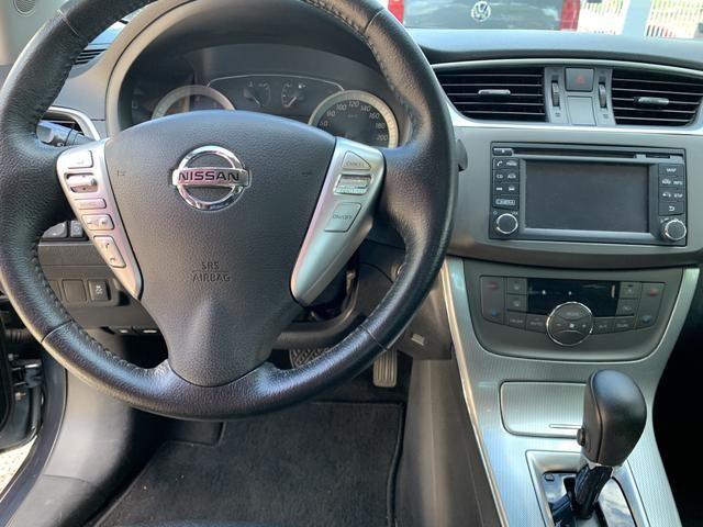 Nissan sentra 2.0 15/16 sl cvt - Foto 6