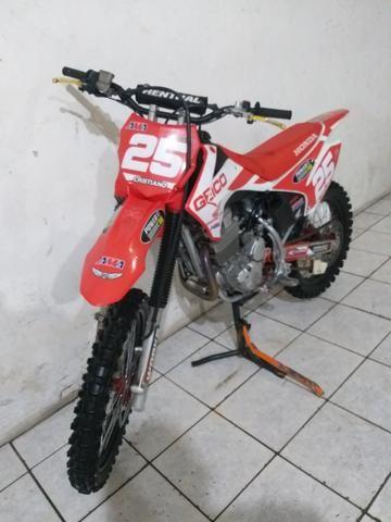 Crf 430 cc
