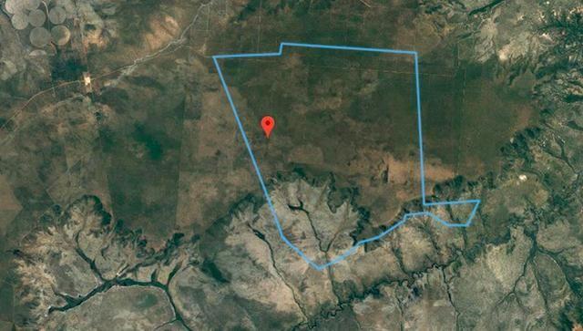 Gleba 02 com 3.682 hectares - Cocos (BA)