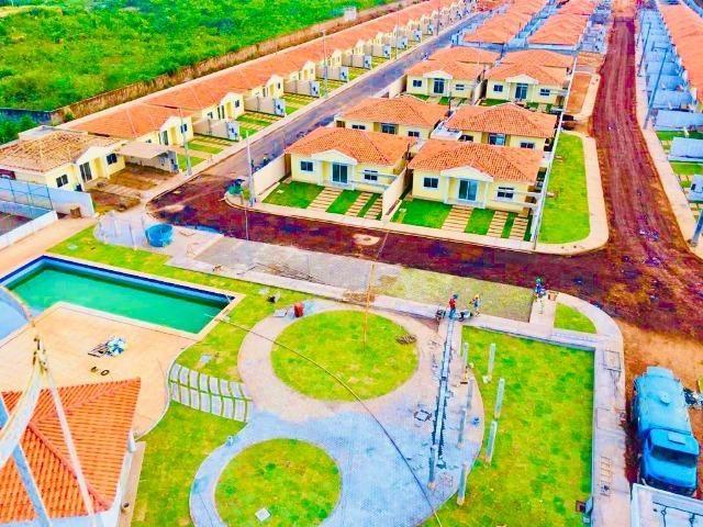 Freedon Residence - Condomínio de casas com 113m 03 quartos e energia solar