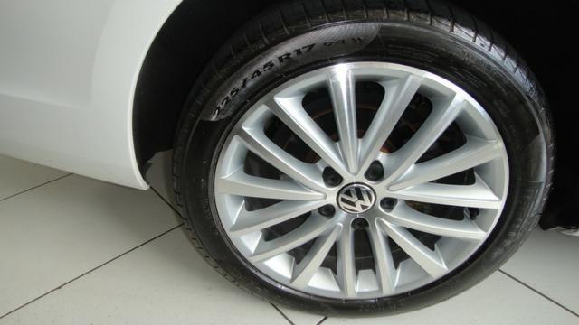 VW Jetta 2.0 TSI Highline 2012, 79Mil KM, Periciado, Couro, Multimidia, Impecável - Foto 13