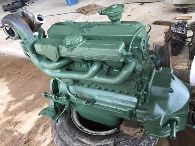Motor OM 366 Mercedes 1218 1418 1618 1620 base de troca - Foto 5