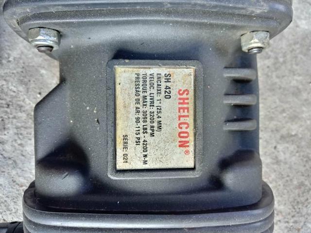 Pneumática de 1polegada para veículos pesados - Foto 3