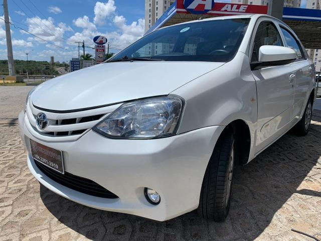 Etios Sedan 1.5X 2015 - Carro Impecável - Foto 2