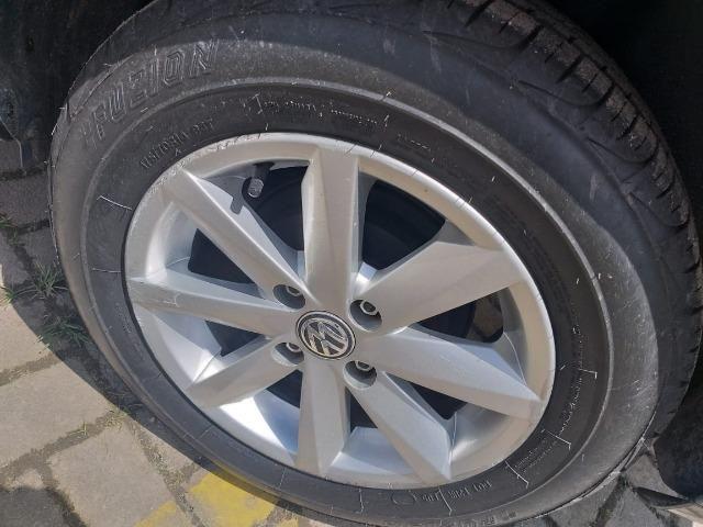 VW Voyage 1.0 2015 é Na World Car - Foto 3