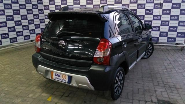 TOYOTA ETIOS CROSS 1.5 16V FLEX 4P MANUAL. - Foto 4