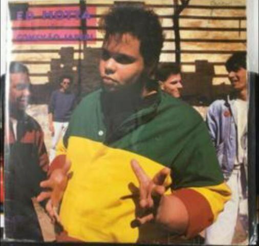 LP Ed Motta & Conexão Japeri 1988