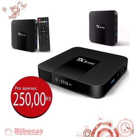 Tv Box Tanix Tx3 Mini 2gb Ram + 16gb Rom Android 7.1