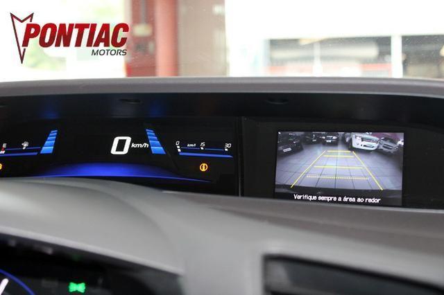 Honda Civic LXS 1.8 AUT 2014 - Foto 11