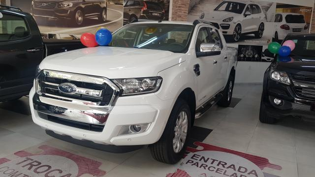 Ford Ranger Limited 3.2 4x4 18/19 - Foto 5