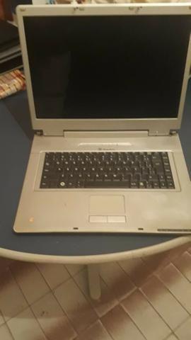 Notebook itautec tela grande impecavel