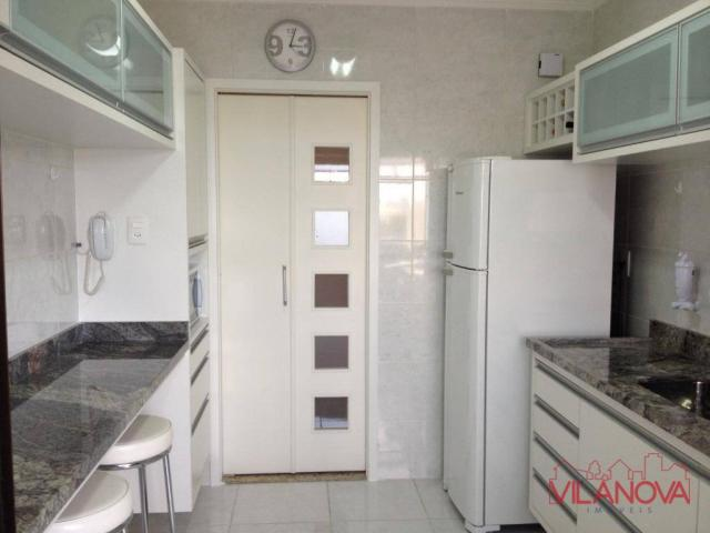 Apartamento com 3 dormitórios à venda, 86 m² por r$ 350.000 - jardim das indústrias - são  - Foto 8