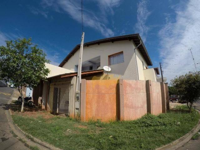 Casa residencial à venda, Jardim Novo II, Rio Claro.