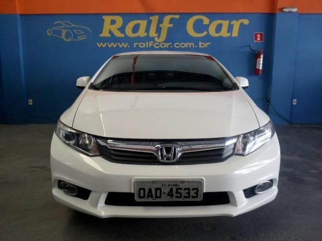 Honda Civic LXS Automático 2013/2014