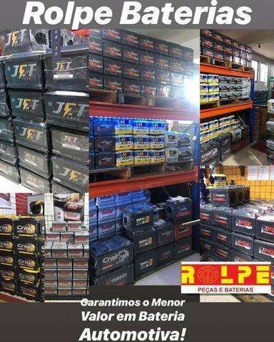 Rolpe Bateria_Temos o Maior Estoque de Baterias Automotivas Com Menor Preço de Salvador!! - Foto 3