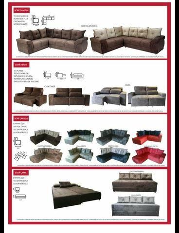 Sofá vários modelos entre em contato com a vendedora - Móveis - St ... 3d522e10ec