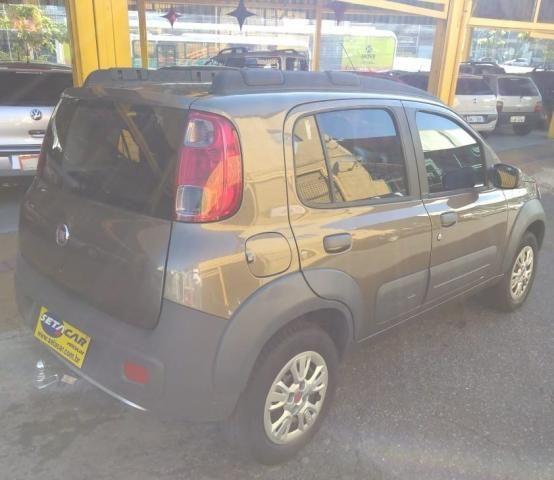 Fiat Uno 2014/2014 1.4 Evo Way 8V Flex 4P - Foto 3