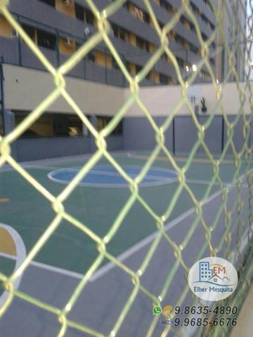 Apto no Monte Castelo, 190 mil, Elevador, 68 m², 3 quartos, 1 vagas, Belvedere Park - Foto 9