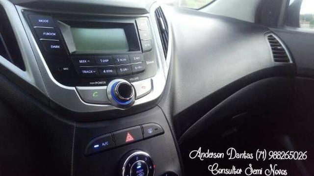 Hyundai Hb20 Premium 1.6 FLEX 16V AUT. 15/15 - Foto 7