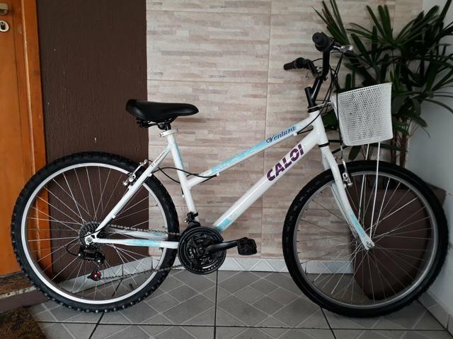 b81dcfdac Bicicleta caloi aro 26   ventura   pouco uso - Hobbies e coleções ...