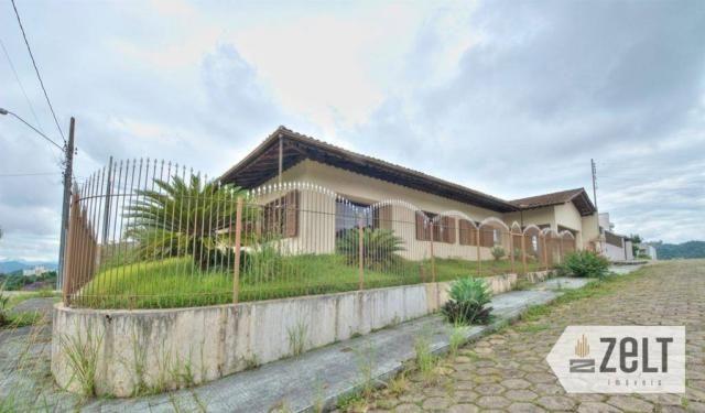 Casa com 4 dormitórios à venda, 189 m² por R$ 550.000,00 - Velha - Blumenau/SC - Foto 3