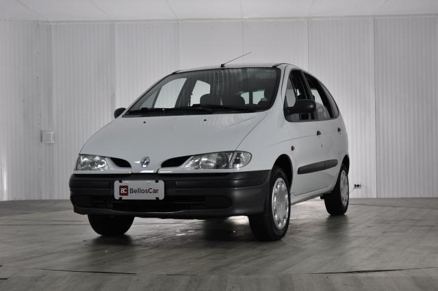 Renault Scénic 2.0 RT 16V GASOLINA 4P MANUAL - Branco - 1999