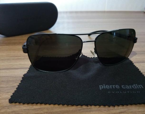 56a4e2f0a Oculos de sol pierre cardin masculino - Bijouterias, relógios e ...