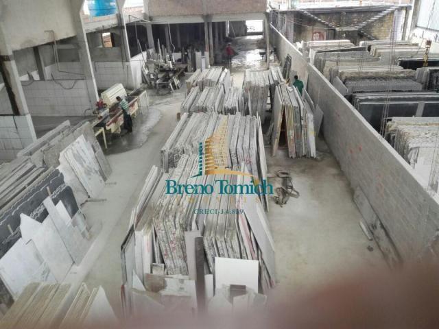 Galpão à venda, 1280 m² por r$ 1.800.000 - rodovia - porto seguro/ba - Foto 6
