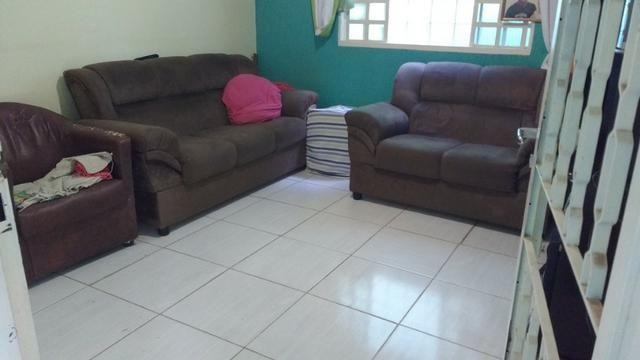 Samuel Pereira oferece: Casa de 3 quartos 1 suite Hidromassagem Laje AR 09 - Foto 2