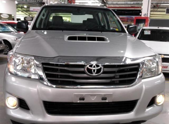 Toyota Hilux 3.0 SR 4X4 CD 16V Turbo Intercooler Diesel 4P Automático - Foto 8