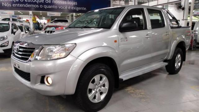 Toyota Hilux 3.0 SR 4X4 CD 16V Turbo Intercooler Diesel 4P Automático - Foto 6