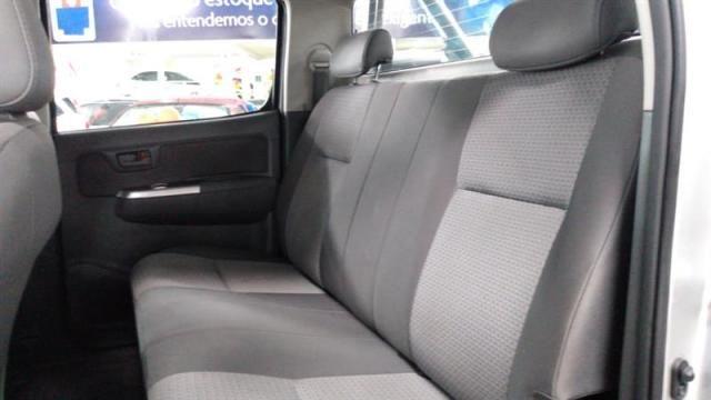 Toyota Hilux 3.0 SR 4X4 CD 16V Turbo Intercooler Diesel 4P Automático - Foto 7