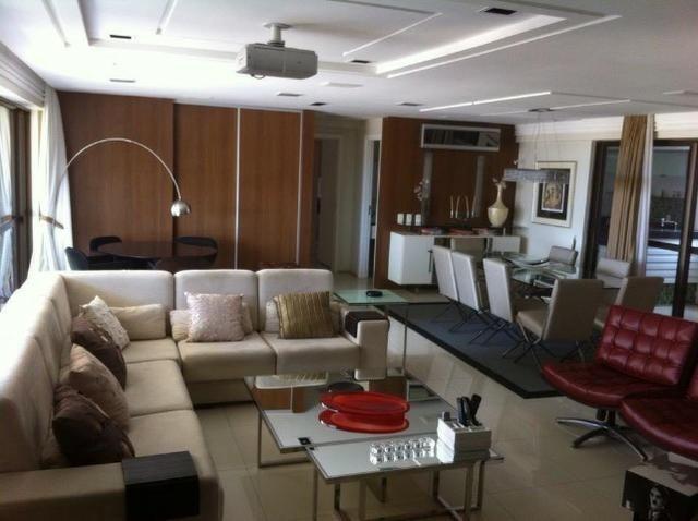 CO0004 Cobertura Edifício Vila Fiori, apartamento com 5 quartos, 4 vagas, Guararapes - Foto 10
