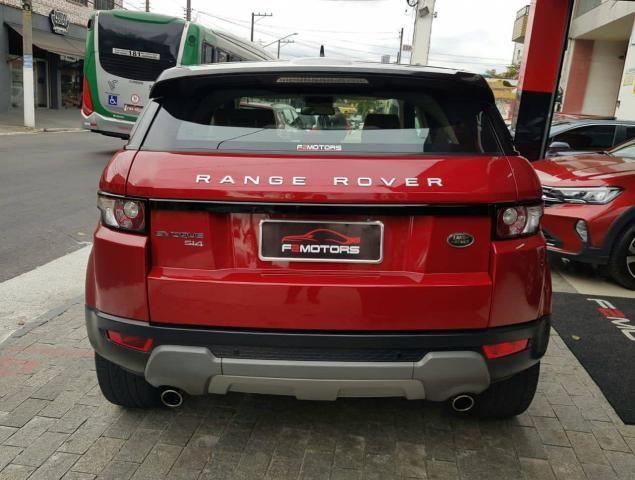 RANGE ROVER EVOQUE 2014/2014 2.0 PURE 4WD 16V GASOLINA 4P AUTOMÁTICO - Foto 6