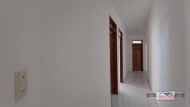 Casa com 4 dormitórios à venda, 185 m² por R$ 350.000,00 - Santo Antônio - Patos/PB - Foto 17
