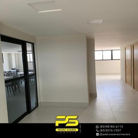 Apartamento com 2 dormitórios à venda, 62 m² por R$ 235.000 - Expedicionários - João Pesso - Foto 13