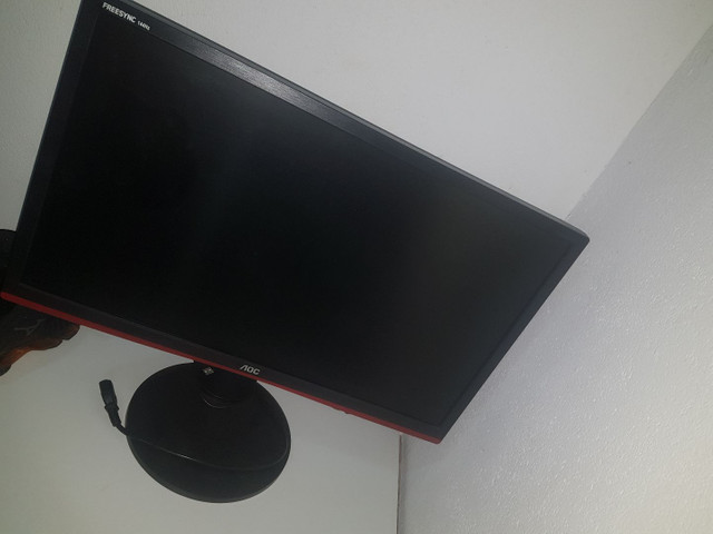 Monitor gamer aoc 144hz - Foto 2